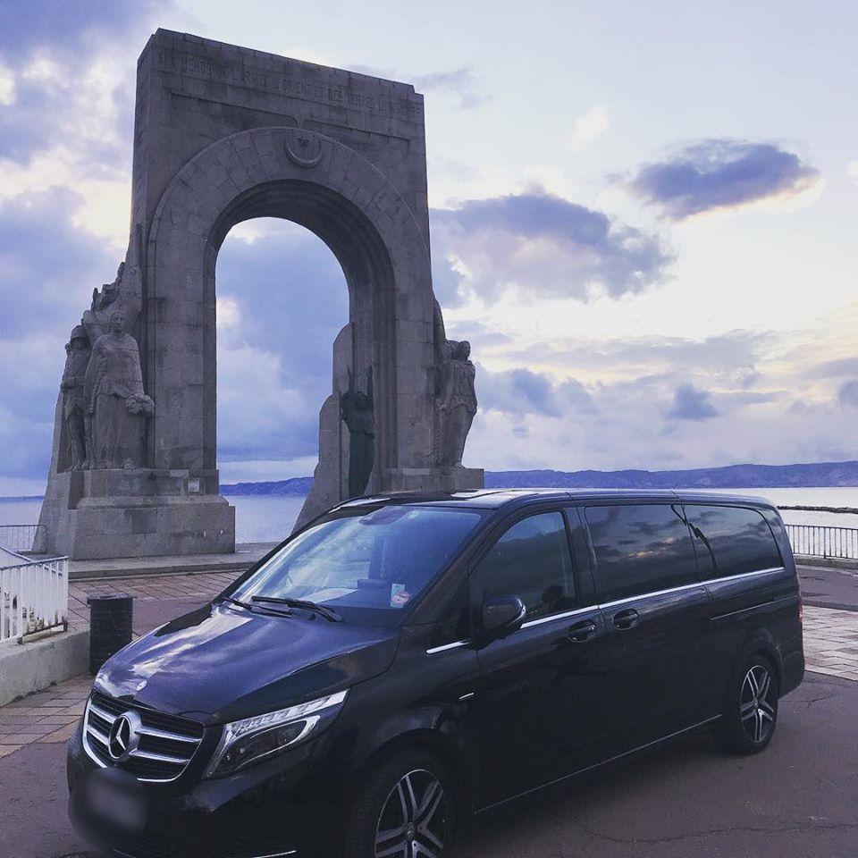 Mycab Luxury, chauffeur privé à Nîmes